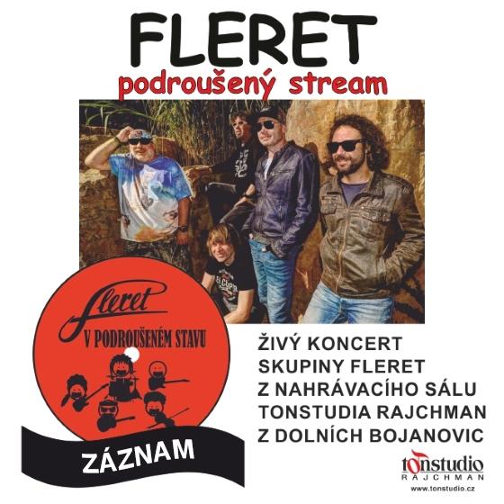 FLERET/PODROUŠENÝ STREAM/ZÁZNAM- ČR -Livestream ČR