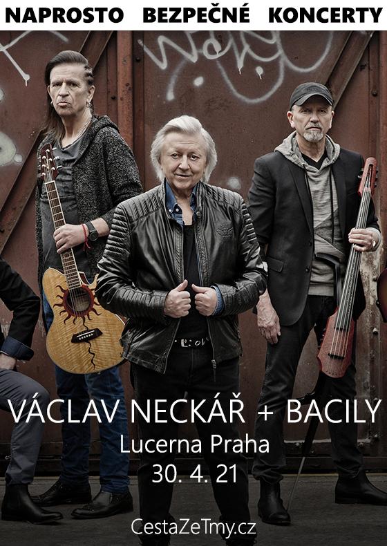 Václav Neckář + Bacily