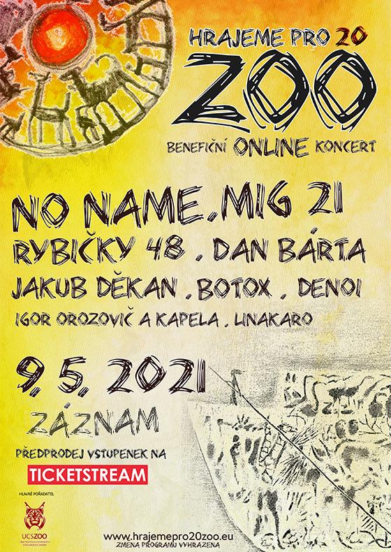 Hrajeme pro 20 Zoo<br>Záznam