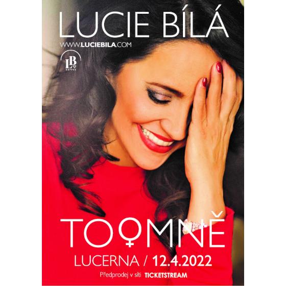 Lucie Bílá<br>To o mně<br>Narozeninový koncert v Lucerně