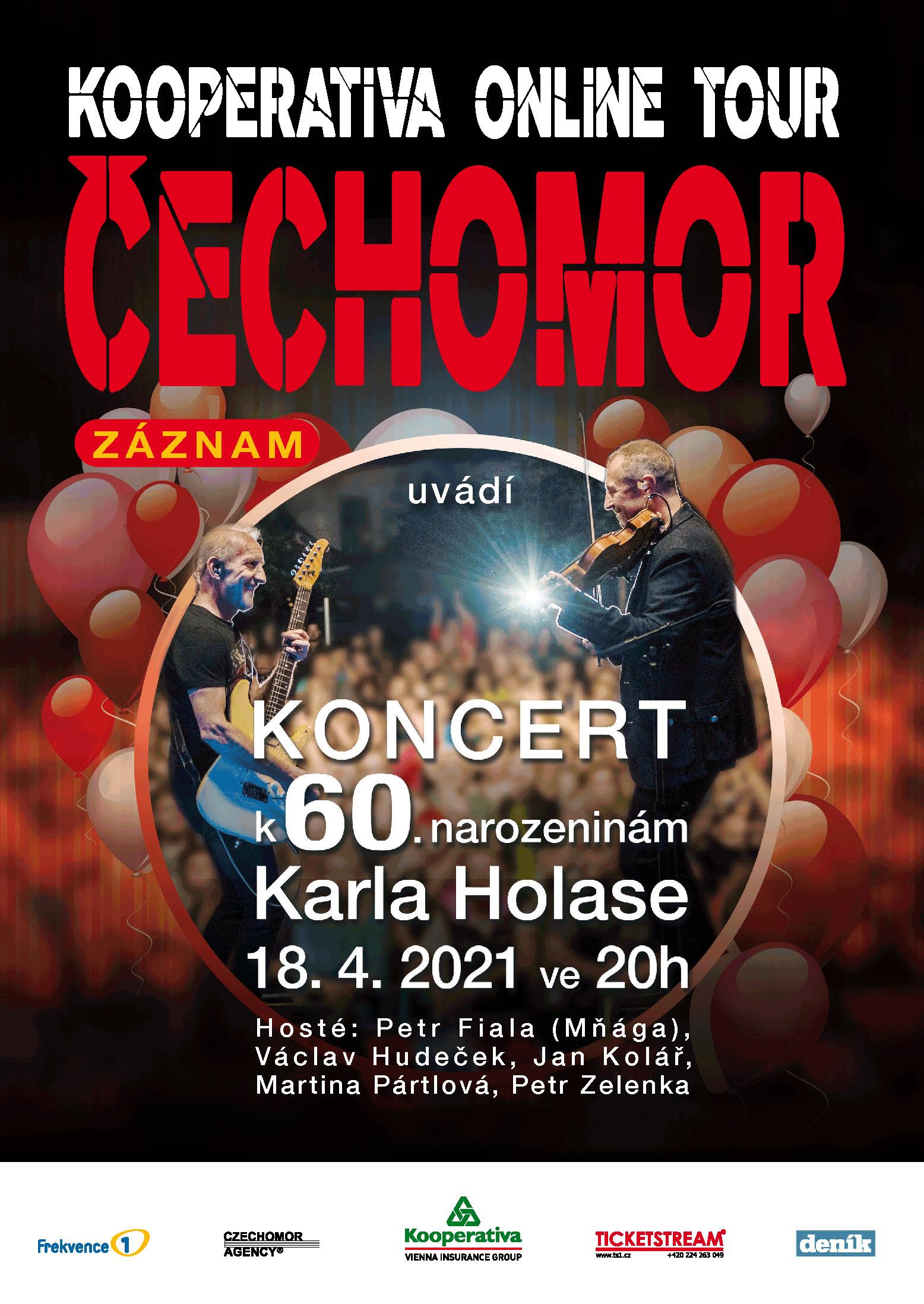 Čechomor<br>Livestream