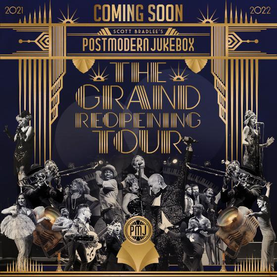 Postmodern Jukebox - Meet&Greet<br>The Grand Reopening Tour