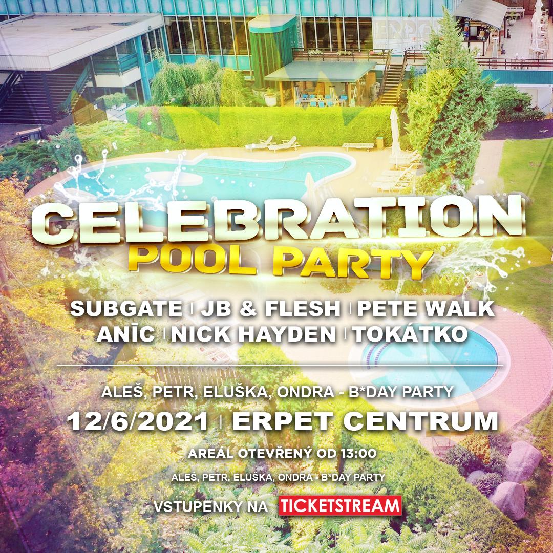 Celebration Pool Party