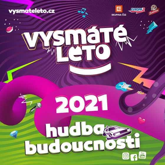 VYSMÁTÉ LÉTO Kadaň<br>XVII. ročník hudebního festivalu