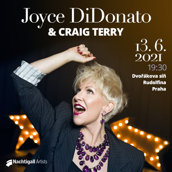 Joyce DiDonato & Craig Terry