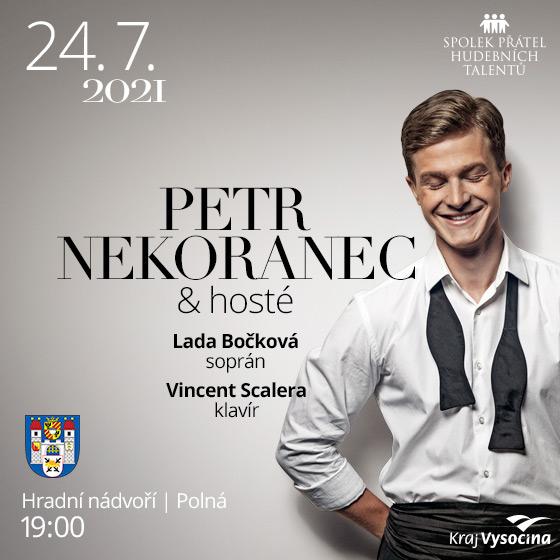Petr Nekoranec<br>a hosté