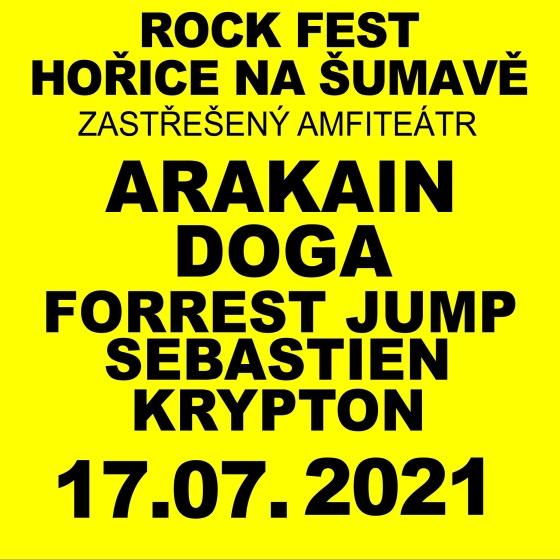 Rock Fest Hořice<br>Hořické kulturní léto