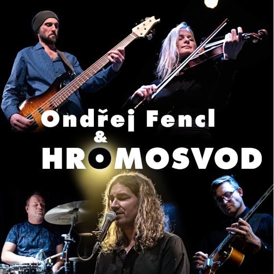 Ondřej Fencl a Hromosvod<br>(před)křest CD