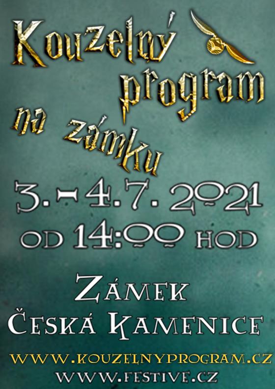 Kouzelný program na zámku