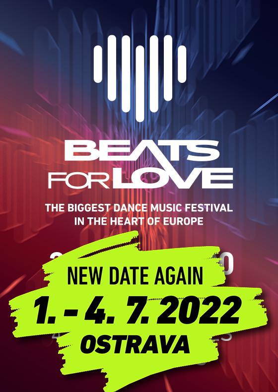 Beats For Love<BR>festivalový parking