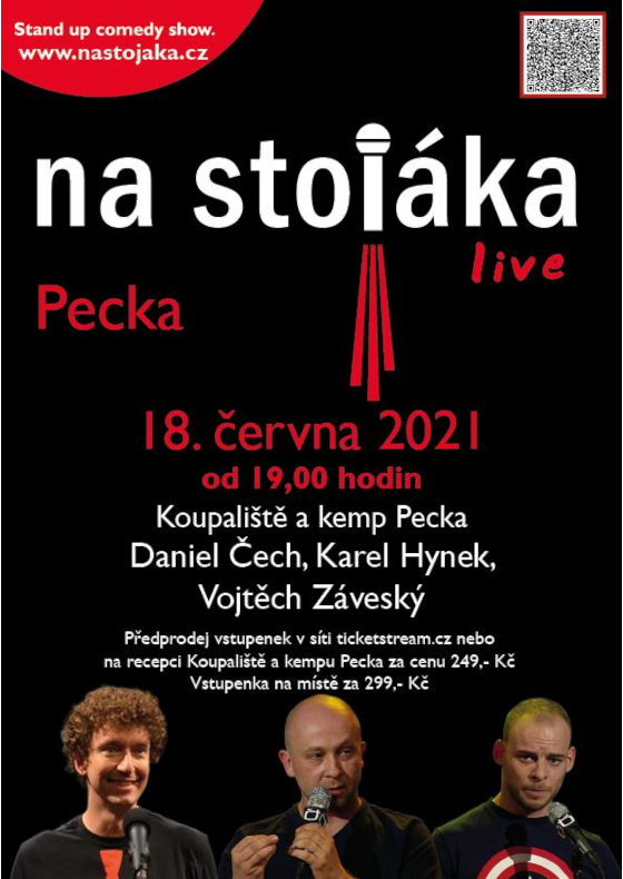 Na stojáka<br>Stand-up Comedy