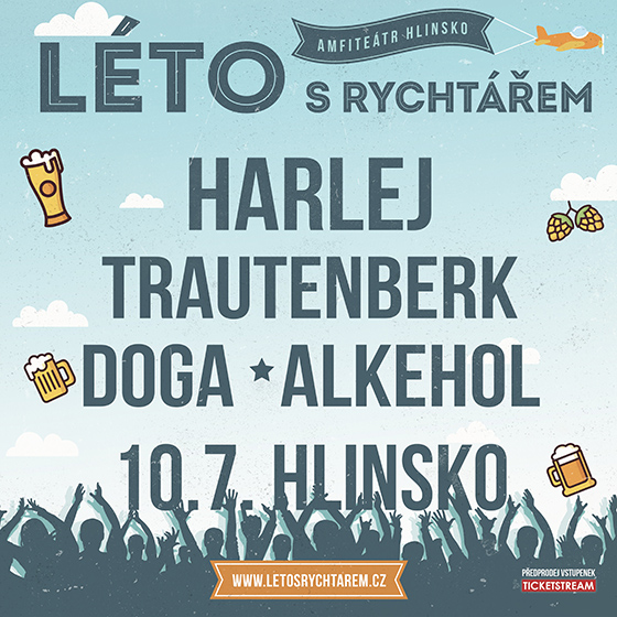 Harlej+ Trautenberk+ Doga<br>a další<br>Léto s Rychtářem