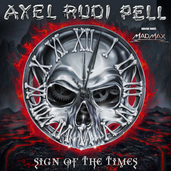 Axel Rudi Pell<br>Mad Max<br>Sign Of The Times Tour