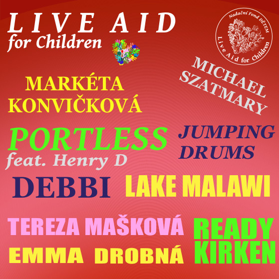 LIVE AID for Children