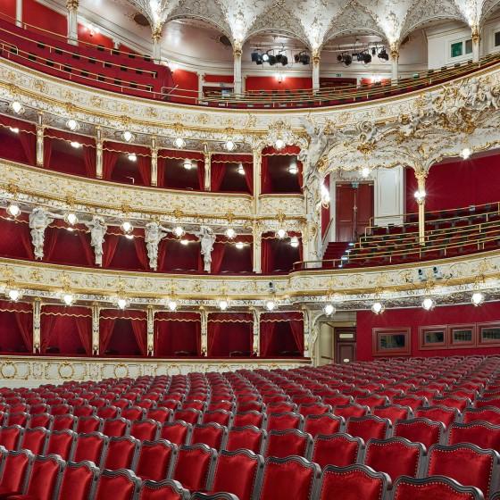 BRAHMS - JANáčEK - DVOřáK- Praha -Státní opera Praha