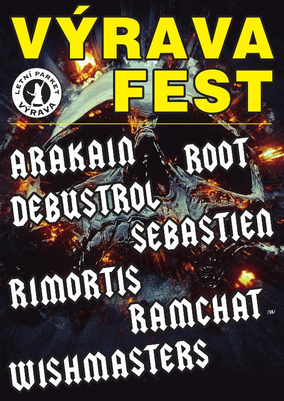Výrava Fest