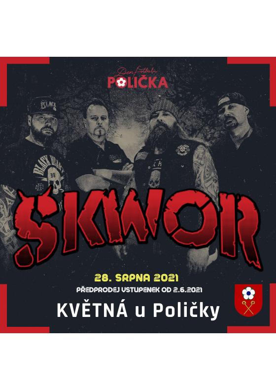 Škwor<br>Open Air Tour 2021