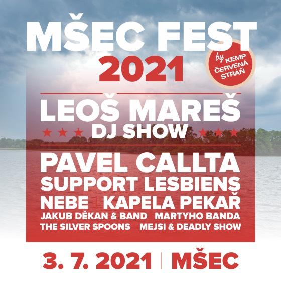 Mšec Fest<br>by kemp Červená stráň