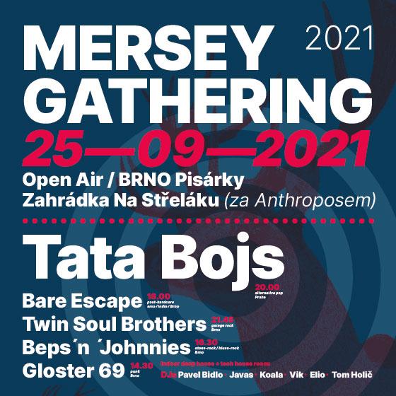 Mersey Gathering<br>Tata Bojs