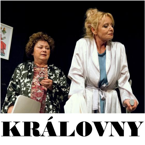 Královny<br>Pražské divadelní léto