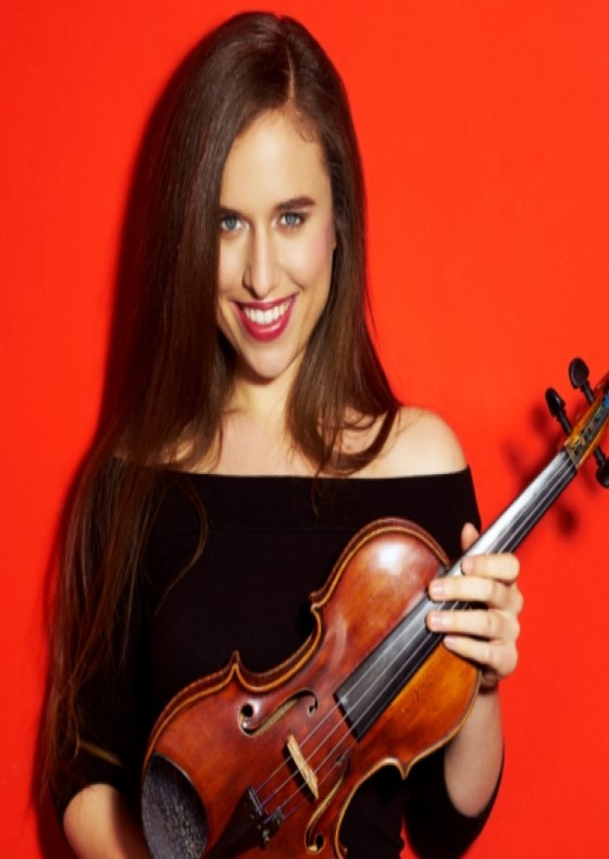 Julie Svěcená - violin recital