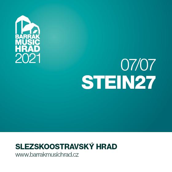 Stein27<br>Barrák music hrad