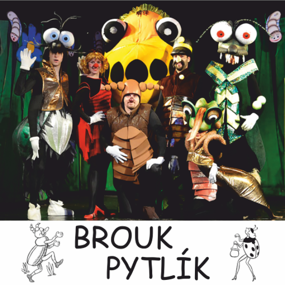 Brouk Pytlík<br>Pražské divadelní léto