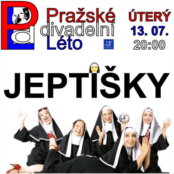 Jeptišky<br>Pražské divadelní léto