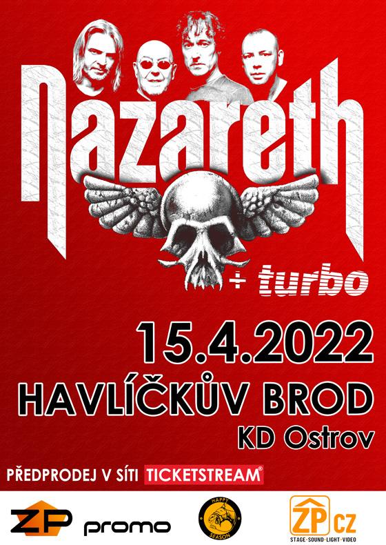 Nazareth<br>Host: Turbo