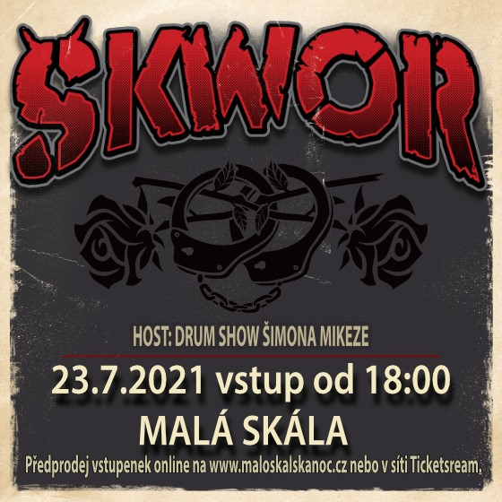 Live!Léto 2021<br>Škwor