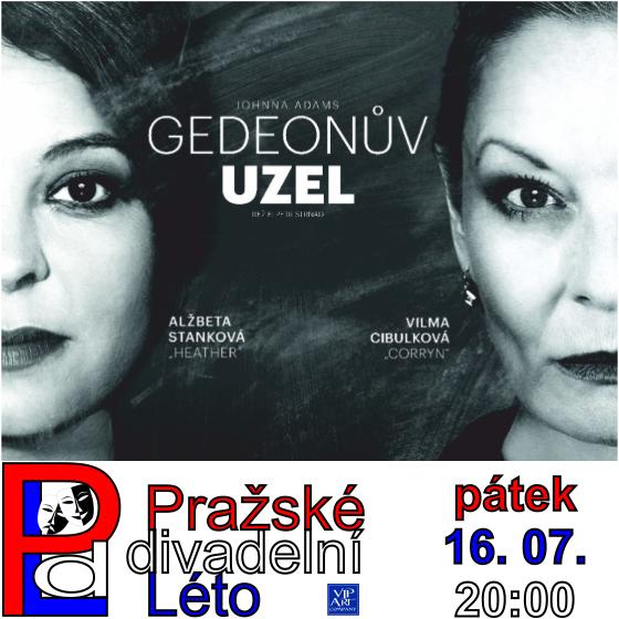Gedeonův uzel<br>Pražské divadelní léto