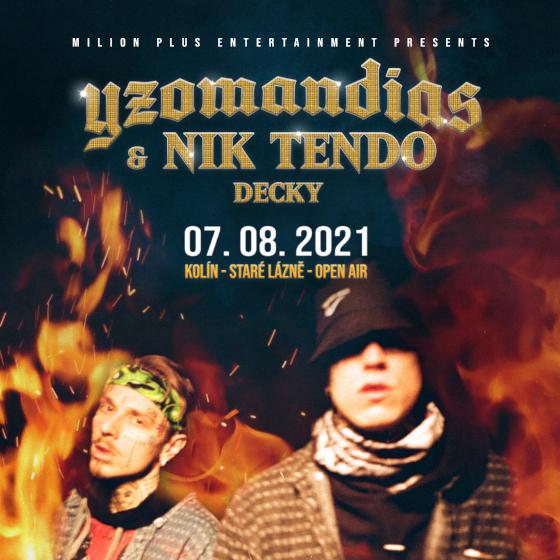 Double Trouble<br>Yzomandias, Nik Tendo, Decky