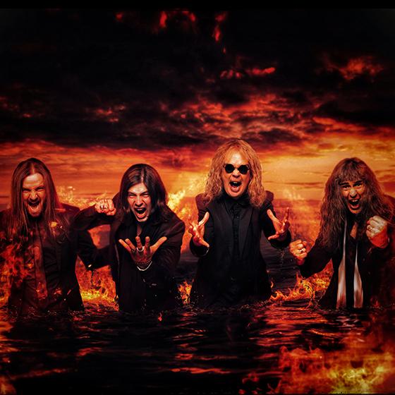 Mystic Prophecy + Hellryder