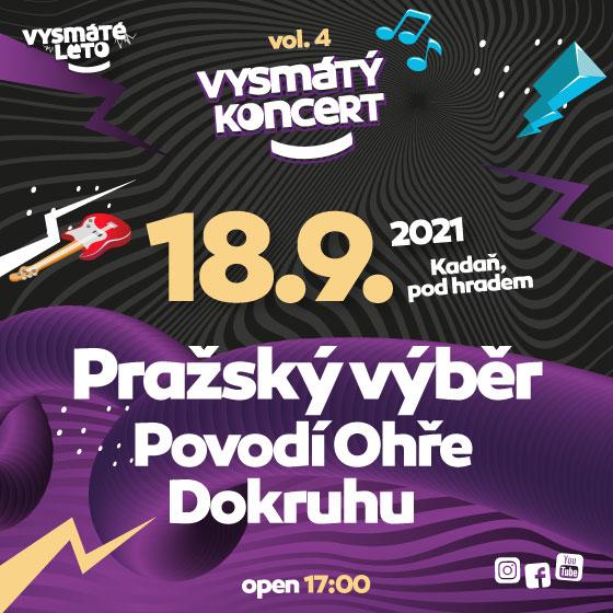 Vysmáté léto volume 4<br>Pražský výběr, Povodí Ohře, Dokruhu