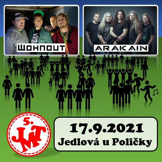 Jedlovská muzikální tradice 2021