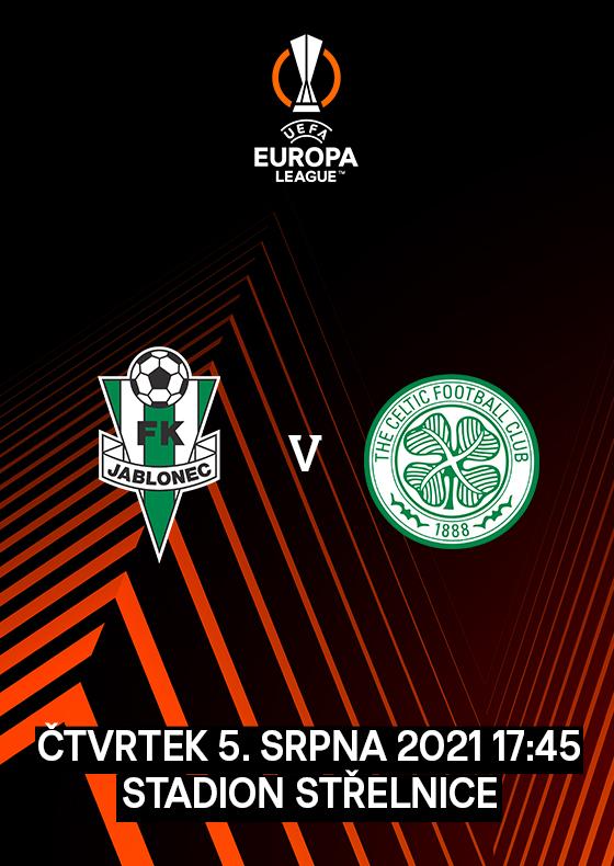 FK Jablonec vs. Celtic FC<br>3rd QR UEFA Europa League