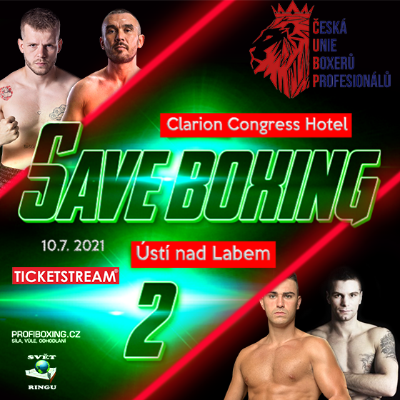 Save Boxing II.<br>Livestream of an international sports event