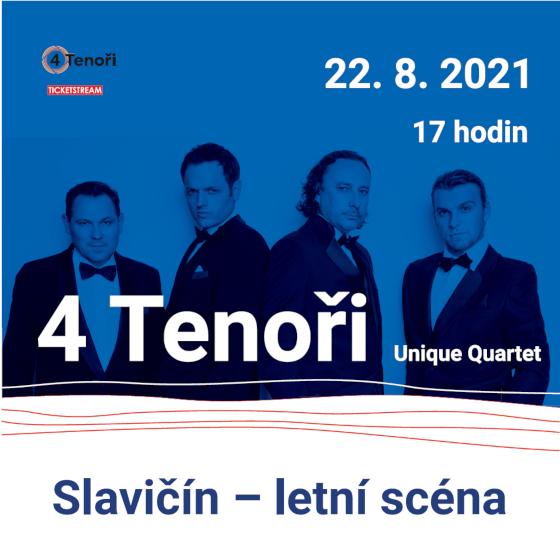 4 Tenoři Unigue Quartet