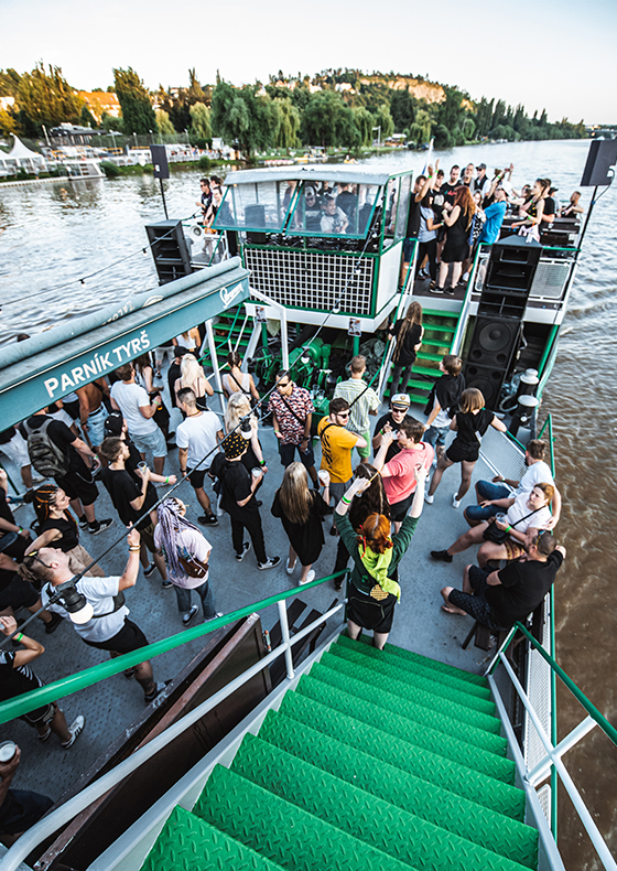 X-Boat vol.3<br>Exclusive Boat Party by X-Massacre