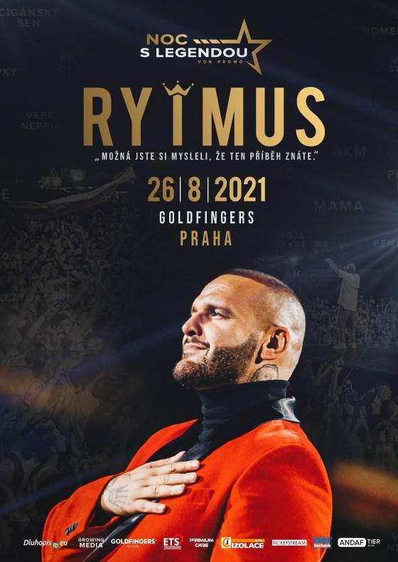 Noc s legendou - Rytmus