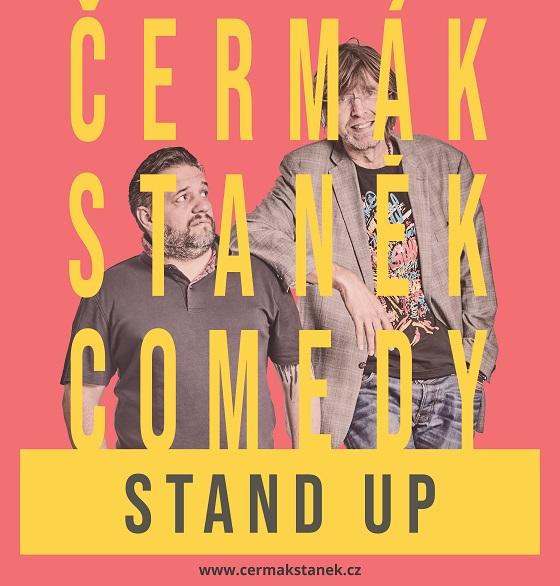 Čermák Staněk Stand-up<br>Jsme zpátky! Možná...