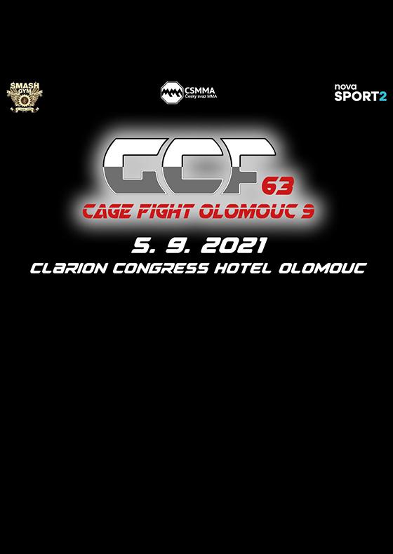 GCF 63: MMA Cage Fight Olomouc 9
