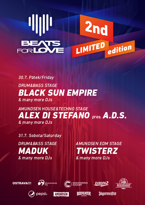 Beats for Love: 2nd limited edition