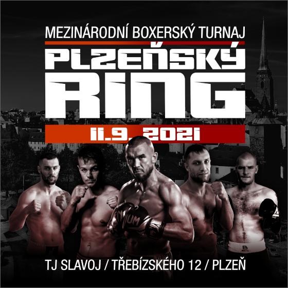 Plzeňský Ring 2<br>Patron Boxing
