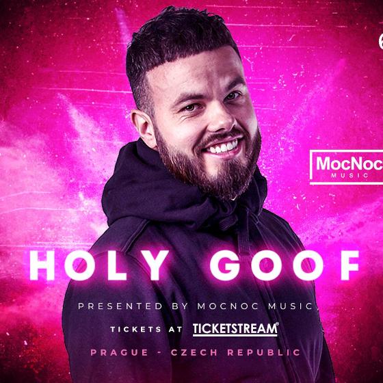 Holy Goof in Prague