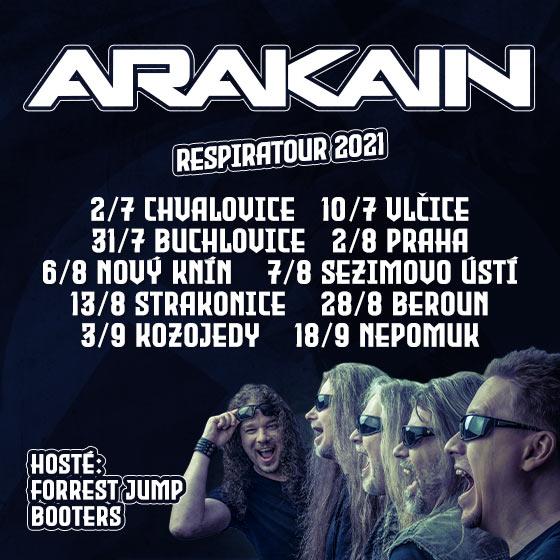 Arakain<br>Respiratour 2021