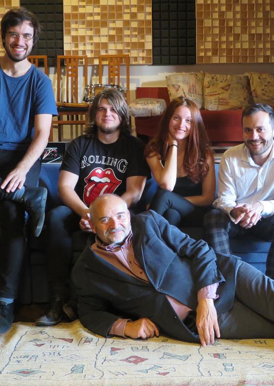 Jan Burian Band (rockový sen)
