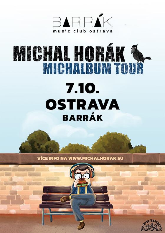 Michal Horák<br>Michalbum Tour