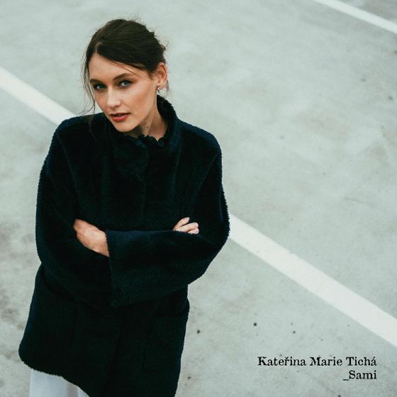 Kateřina Marie Tichá- křest alba Sami- koncert v Praze -Malostranská Beseda Praha