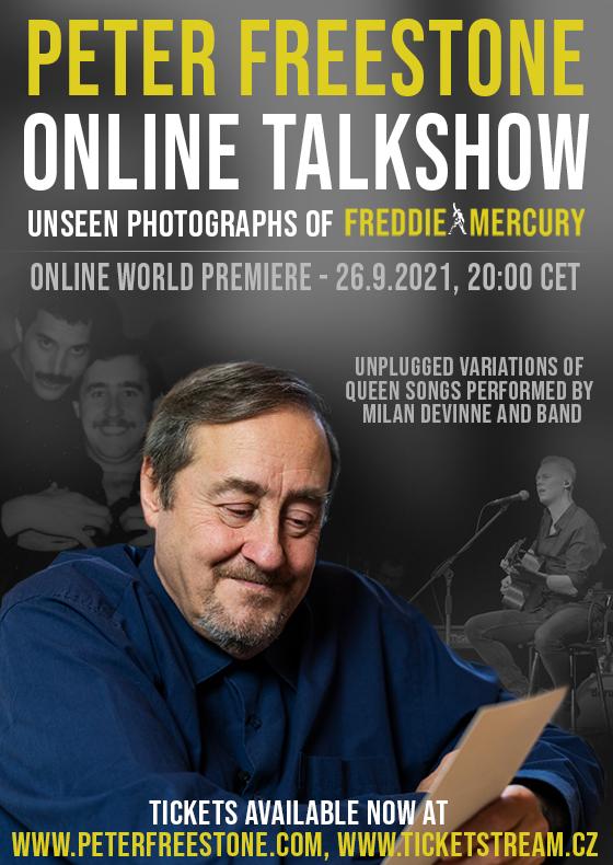 Peter Freestone - Online Talkshow